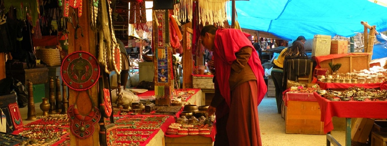 Authentic Bhutanese Crafts Bazaar