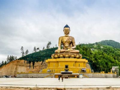 Buddha Point Thimphu