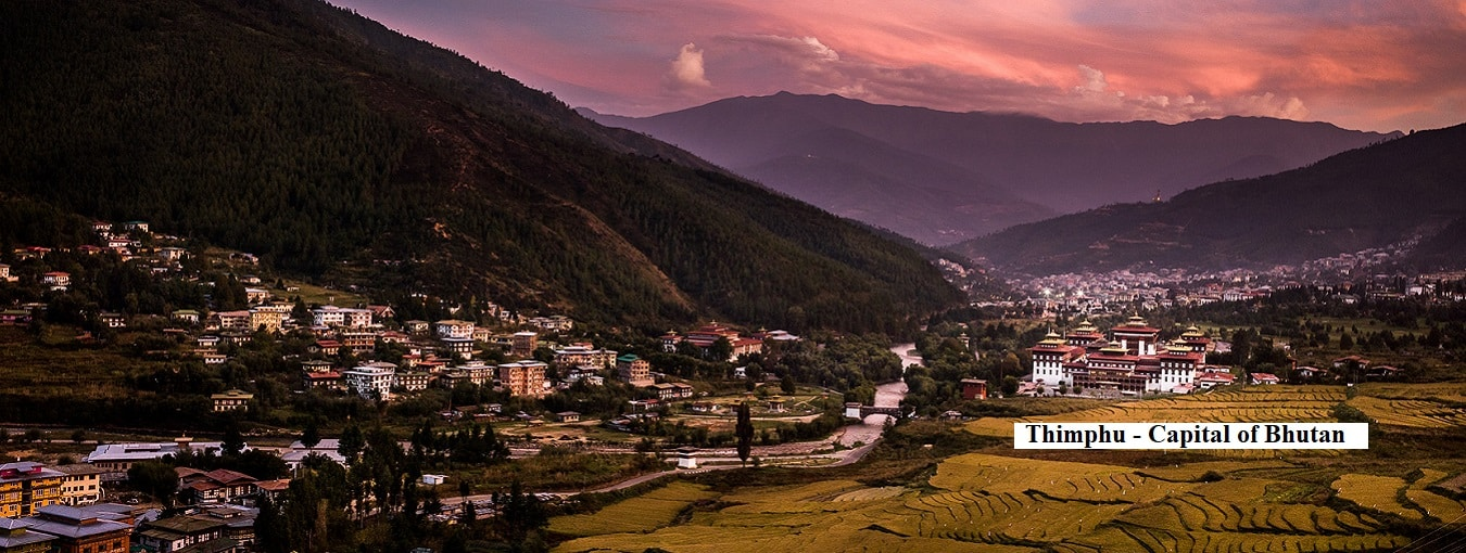 Top Places to visit in Thimphu