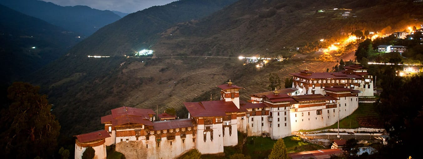 Must Visit places in Trongsa