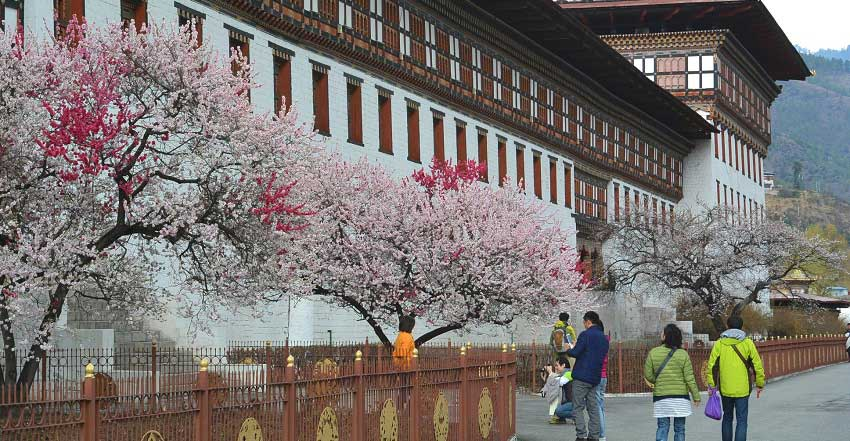 Favorable time to Visit Bhutan