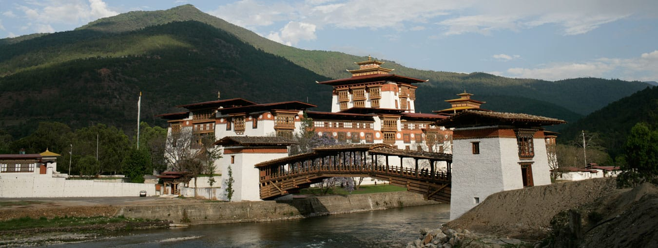 Travel to Bhutan from Europe