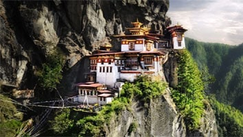 Bhutan Itinerary 4 Days
