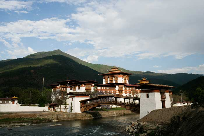 5 DAYS BHUTAN ITINERARY