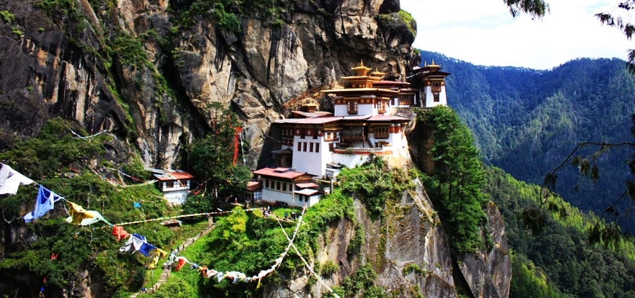How to Travel to Bhutan from UK